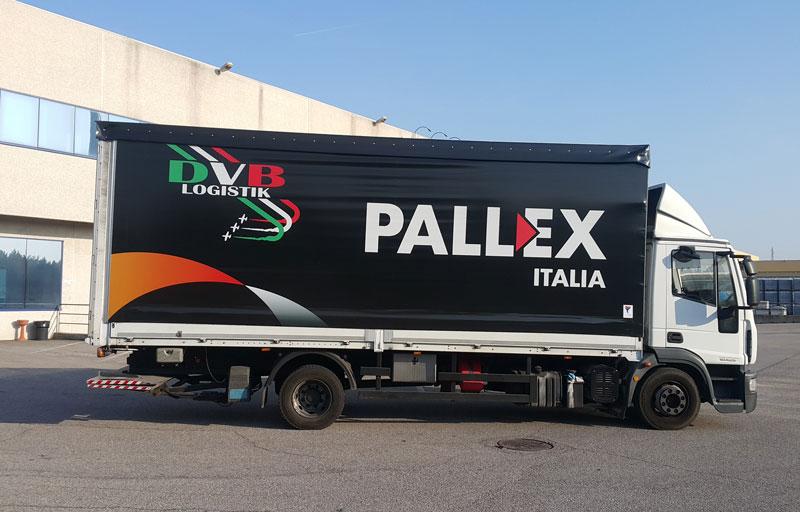 DVB logistik trasporti